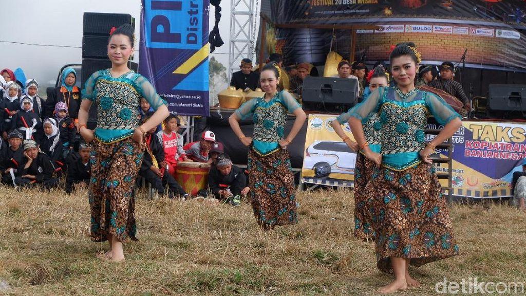 18 Desa Wisata Siap Pamer Pesona di Dieng Culture Festival