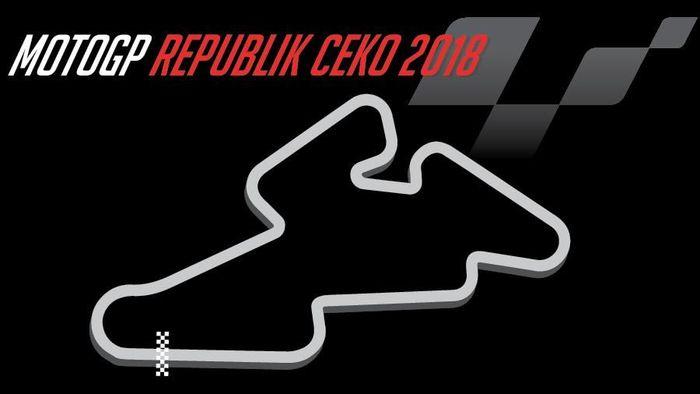 MotoGP Republik Ceko 2018 digelar akhir pekan ini (Infografis Detiksport)