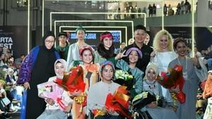 Panggung Busana Santun Indonesia Telah Mengakui Model Difabel
