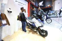 Honda Forza.