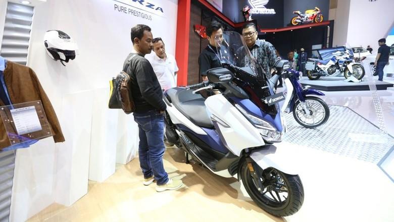 Honda Forza Foto: Astra Honda Motor