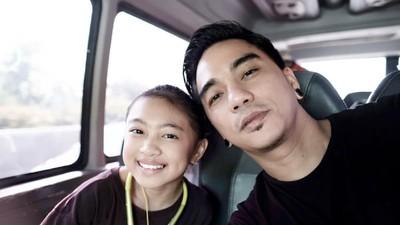 Cerita Istri soal Kecemasan Enda Ungu pada Anak Gadisnya