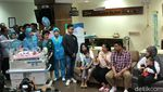 Potret Bahagia Kahiyang-Bobby Umumkan Nama Sedah Mirah Nasution