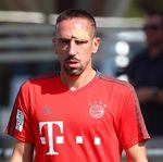Tiba di Italia, Ribery Selangkah Lagi Gabung Fiorentina