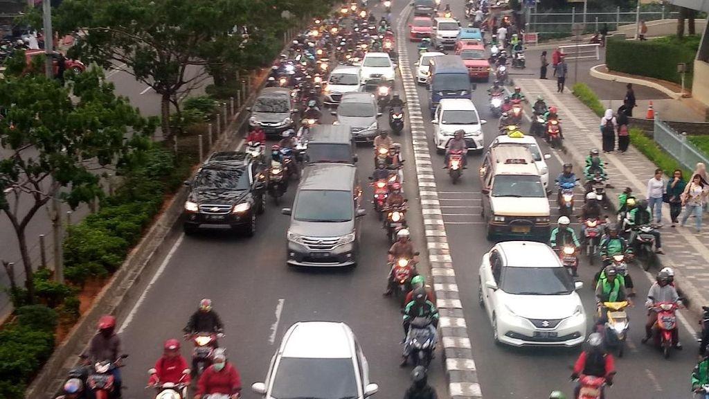 Angka Kecelakaan Tertinggi di Depok Berada di Jalan Ini