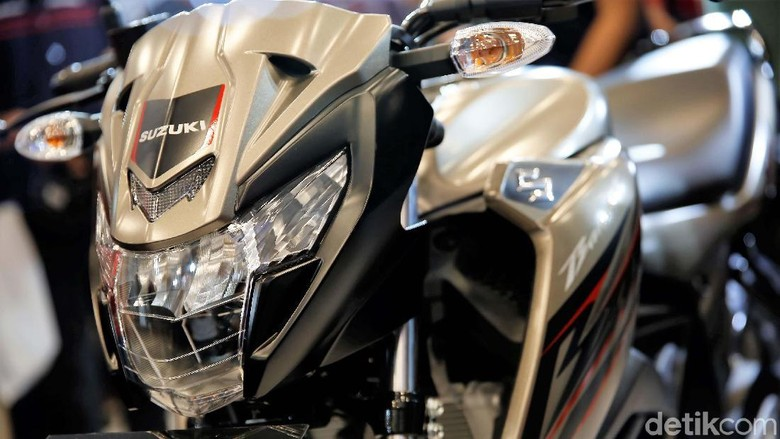 Suzuki Bandit Foto: Rachman Haryanto