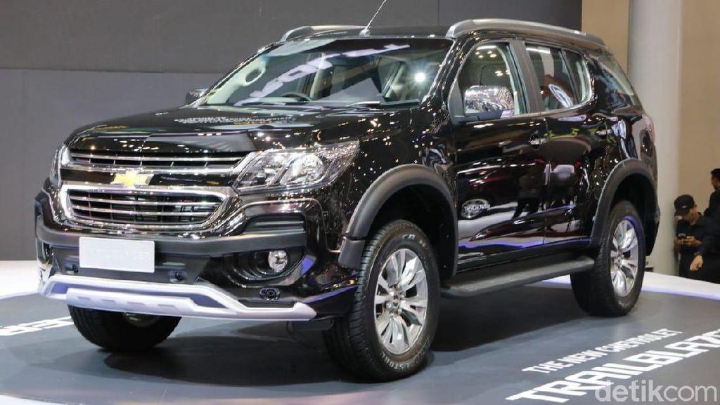 GIIAS 2018: Chevrolet Hadirkan Trailblazer dan Spark Anyar