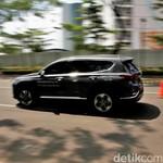 Pembuktian Hyundai Santa Fe, Mobil Favorit Pengunjung GIIAS