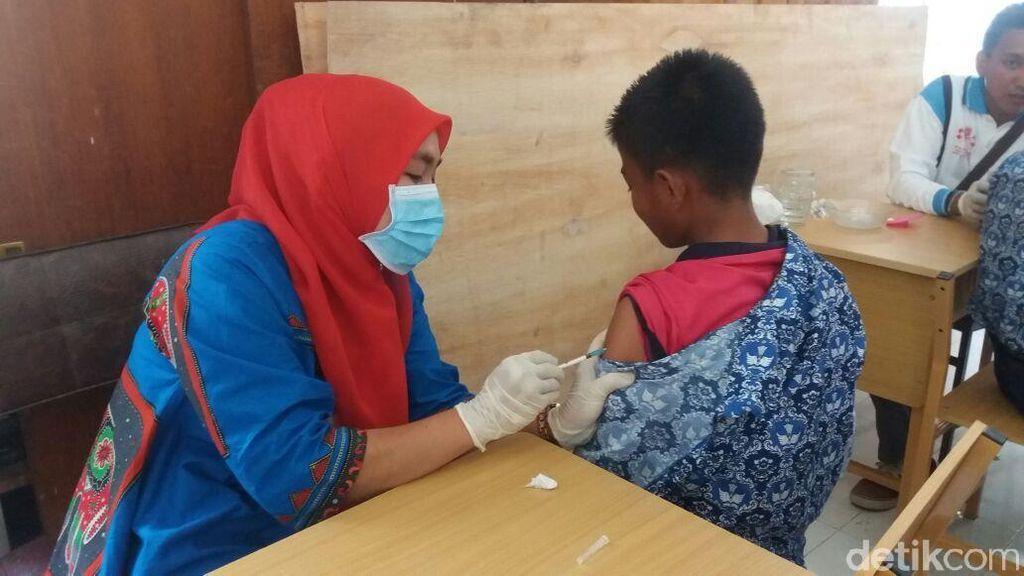 Soal Kabar Vaksin MR Mengandung Babi, MUI Akan Pleno Selepas Maghrib