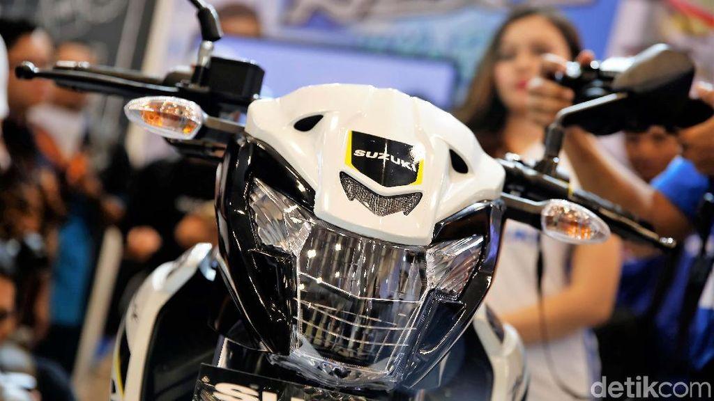 Motor Telanjang Suzuki Bandit