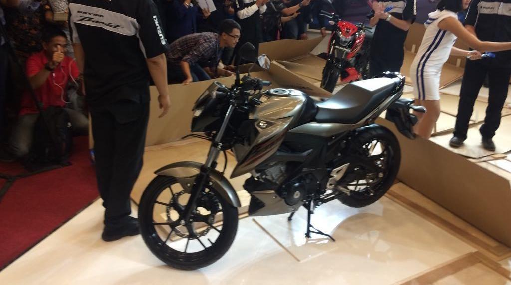 Suzuki Jamin Harga GSX150 Bandit Kompetitif