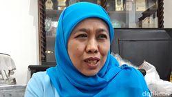 65 Warga Jatim Akan Pulang Usai Karantina di Natuna, Khofifah: Mereka Sehat