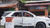 Duh, di Pedalaman Papua Fortuner Jadi Angkot
