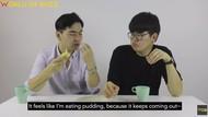 Cicip Rambutan Hingga Durian, Begini Reaksi dan Komentar Orang Korea