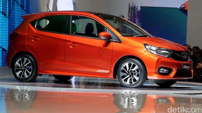 Honda Prospect Motor (HPM) meluncurkan Brio generasi kedua di GIIAS 2018. Kini, desain Brio jauh lebih segar dengan pembaruan eksterior.
