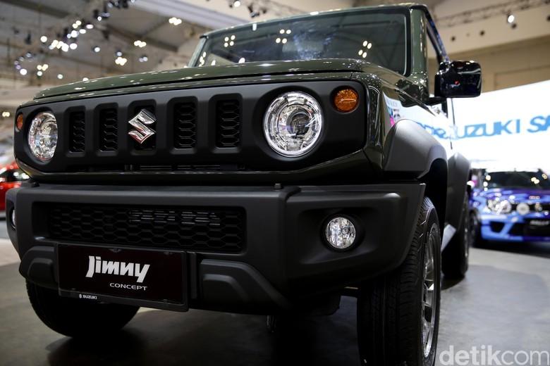 Suzuki Jimny. Foto: Rachman Haryanto