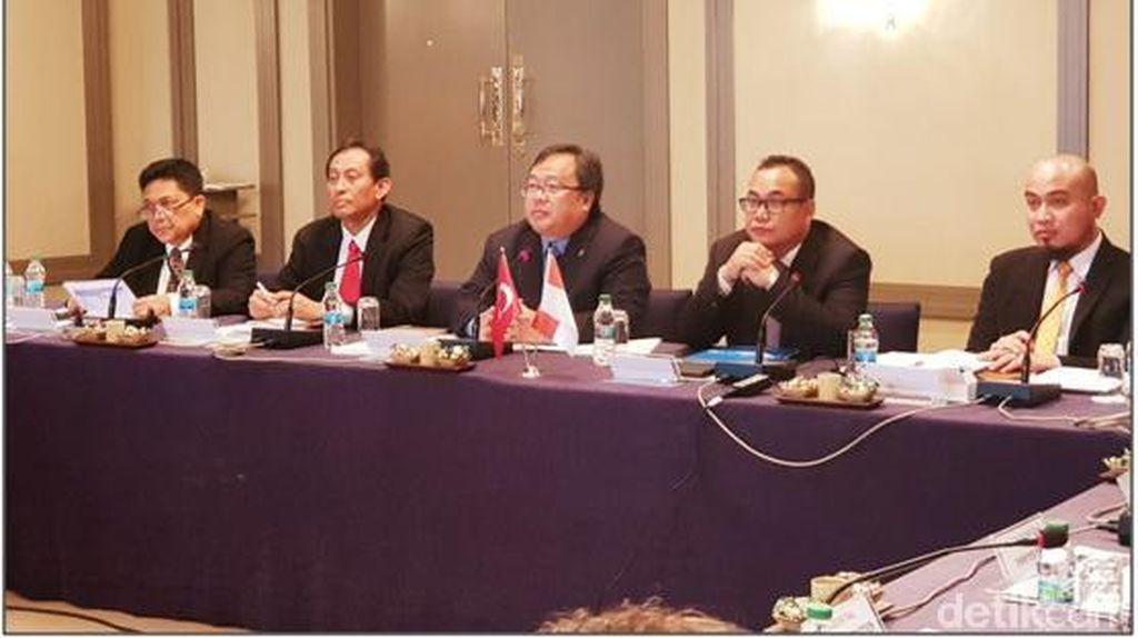 Bapenas Ajak Turki Berinvestasi di Indonesia