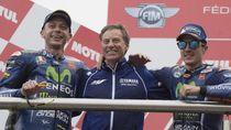 Yamaha Terima Apapun Keputusan Rossi