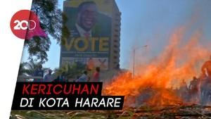 Kelam Usai Pemilu Pertama di Zimbabwe
