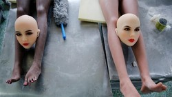 WMDOLL merupakan salah satu produsen robot dan boneka seks asal China. Saat ini, WMDOLL sedang mengembangkan robot seks berbasis artificial intelligence (AI).