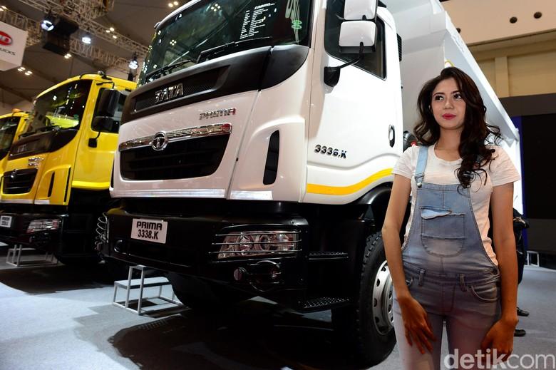 Ilustrasi Tata Motors Foto: Ari Saputra