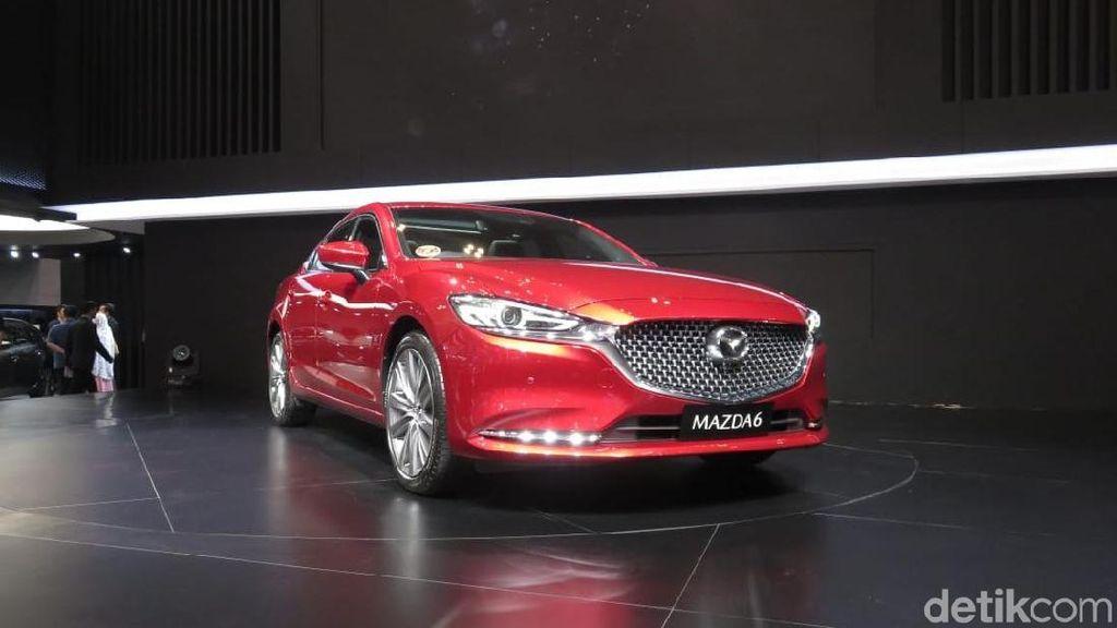GIIAS 2018: Mazda Rilis CX-3 dan Sedan Mazda6