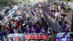 Aksi Teatrikal Demo Tuntaskan Kasus BLBI dan Century Gate