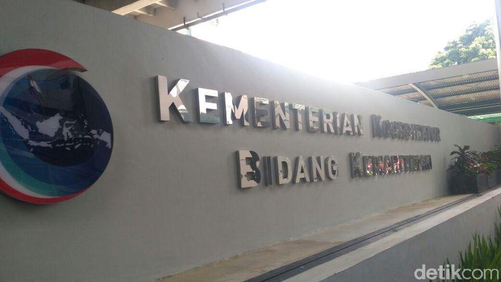 Luhut Panggil Menteri ATR hingga Mendes Bahas Masalah Garam