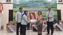 Ajakan Jokowi Dua Periode Warnai Kunjungan Kemenkop ke Magetan