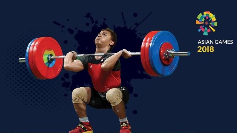 Naik Turun Eko Yuli Jelang Asian Games