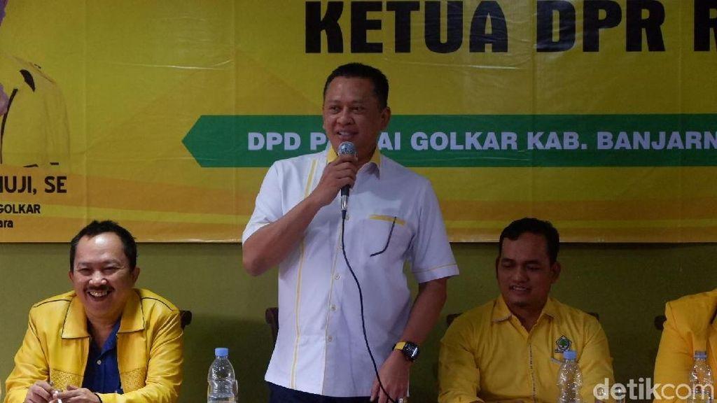 Ketua DPR: Yang Bilang Masyarakat Miskin 100 Juta, Tidak Benar