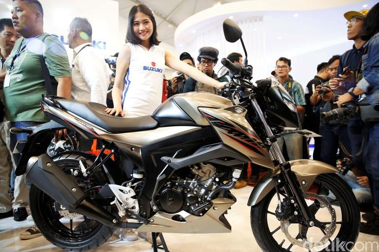 Suzuki Bandit. Foto: Rachman Haryanto