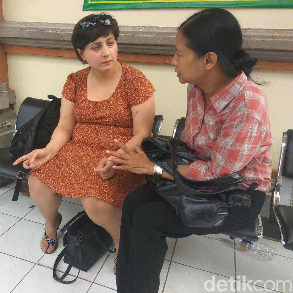 WN Inggris Penampar Staf Imigrasi Bali Ngotot CCTV Bandara Dibuka