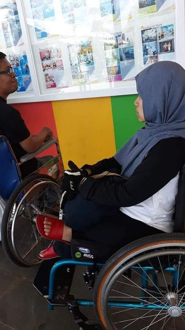 Cerita Warga Soal Destinasi di Bandung yang Tak Ramah Disabilitas