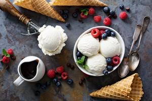 Es Krim Bikinan Sendiri Kurang Enak? Mungkin Ini Kesalahannya