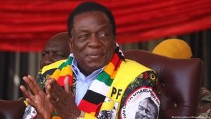 Presiden Petahana Emmerson Mnangagwa Menangi Pemilu Zimbabwe