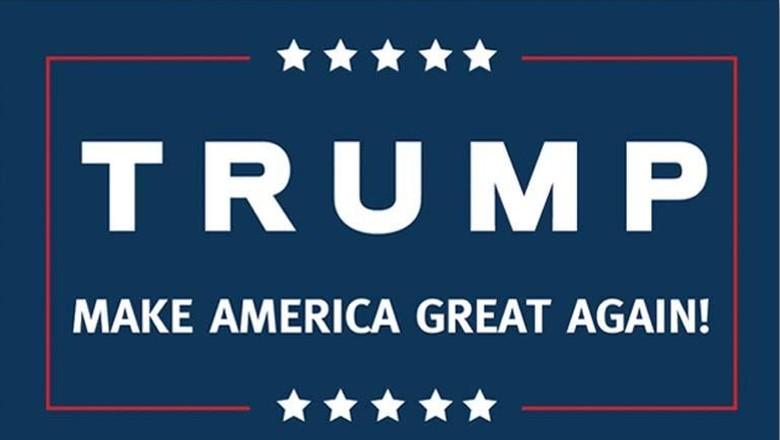 Wanita AS Sengaja Tabrak Mobil Gegara Lihat Stiker Trump di Bumper