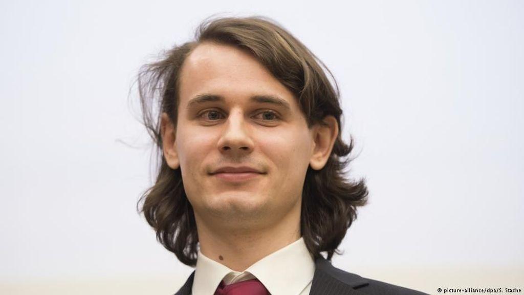 Usia 30 Tahun, Profesor Jerman Raih Penghargaan Tertinggi Matematika