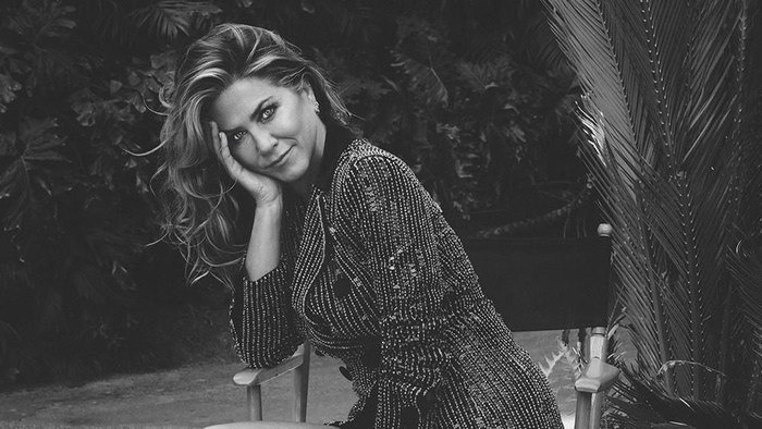 Jennifer Aniston. Foto: dok. InStyle