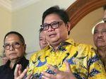 Ketum Golkar Bicara Peluang Mahfud Md Masuk Tim Pemenangan Jokowi