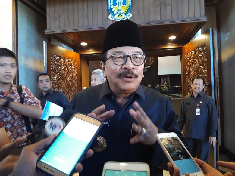 Jelang Pilpres 2019, Soekarwo Guyon Ingin Jadi Menteri