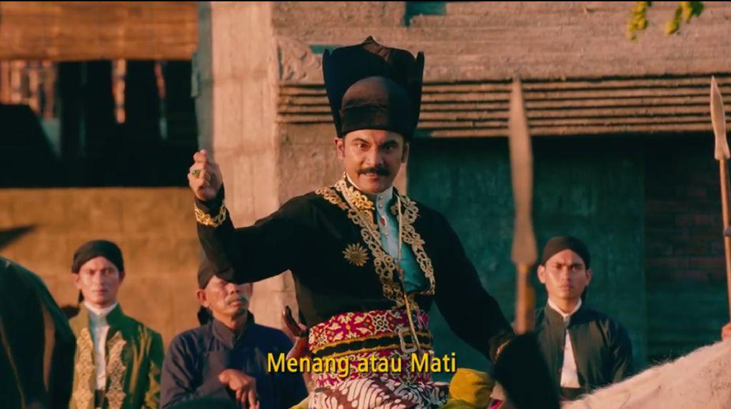 Beban Hanung Bramantyo saat Penggarapan Sultan Agung