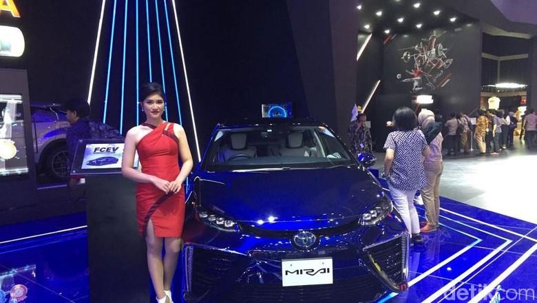Toyota Mirai (Foto: Dadan Kuswaraharja)