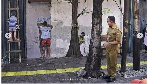 John Martono, Seniman Bandung yang Diajak Bikin Mural 'Beautifikasi' Anies