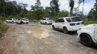 Toyota Kaget Fortuner Jadi Angkot di Papua