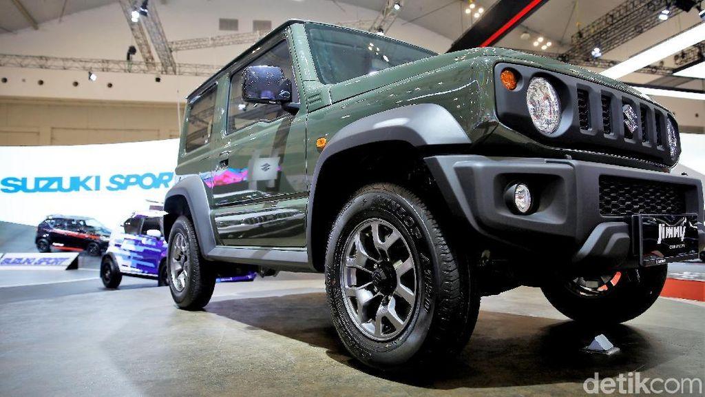 Menaksir Harga Suzuki Jimny Anyar di Indonesia