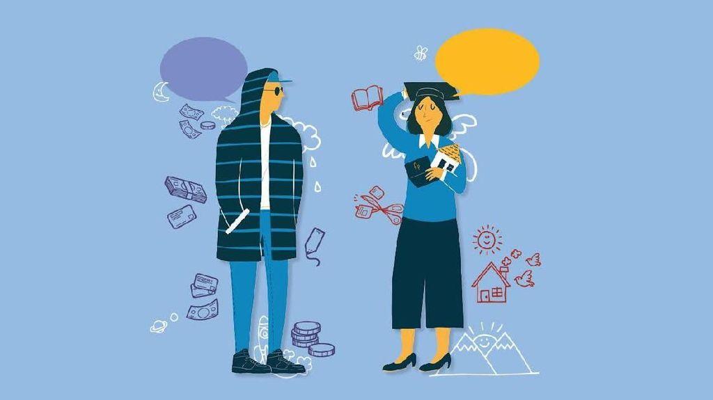 Dua Cara Kids Jaman Now Habiskan Uang, Mau Pilih yang Mana?