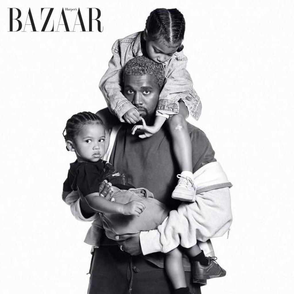 Kanye West Sindir Keluarga Kardashian di XTCY