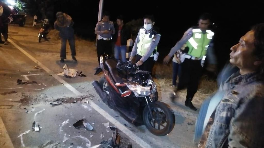 Tiap 1 jam Ada 4 Korban Tewas Akibat Kecelakaan Lalu Lintas