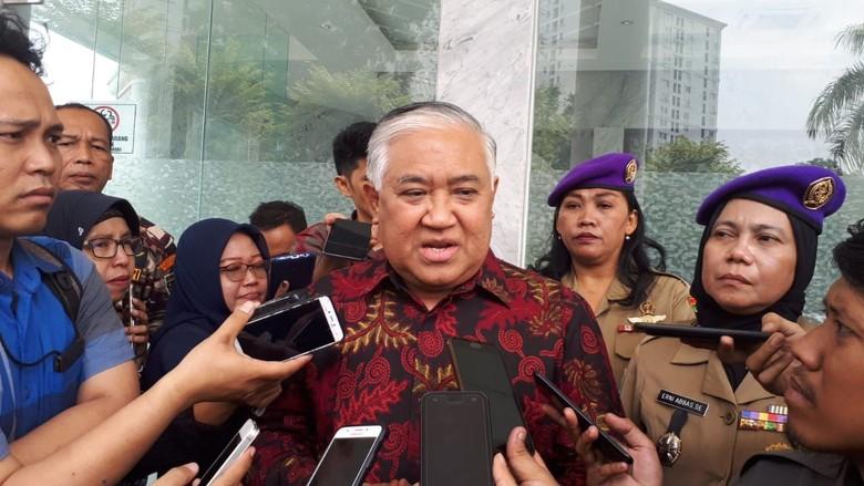 Di Depan Prabowo, Din Syamsuddin Beberkan 7 Faktor Indonesia Maju